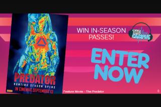 Hitz939 – Win a Double Inseason Pass