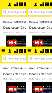 JB HiFi Pre-order the new album from Dead Letter Circus & – Win a Clint J Vincent Custom Guitar Made By Dead Letter Circus Guitarist Clint Vincent a Merch Pack