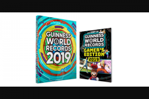 Kids in The City – Kids on the Coast – Win Guinness World Records 2019 Bookpack