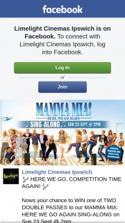 Limelight Cinemas Ipswich – Win One of Two Double Passes to Our Mamma Mia
