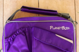 Live Love Nourish – Win Your Very Own PlaneTBox and Lunch Bag to Match (as Seen In The Photo). (prize valued at $116)