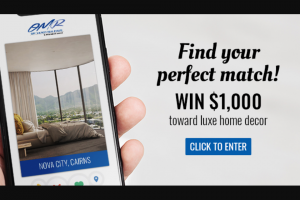 Mums Lounge -Off Market Real Estate – Win $1000 Towards Luxe Furniture (prize valued at $1,000)