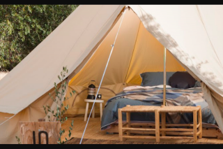 PedestrianTV – Win 2 Nights of Luxury Camping Accommodation (prize valued at $500)