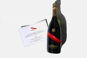 Russh magazine – Win an Exclusive Mumm Paired Menu Dinner for You and Three Friends (prize valued at $220)