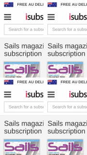 Sails Magazine – Win a B&g Zeus3 Chartplotter Navigation System Valued at $2299.00 (prize valued at $2,299)