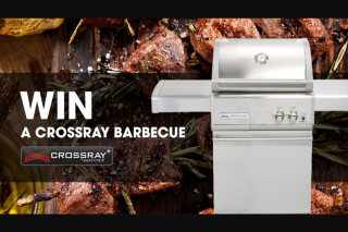 SCA Triple M – Win One of Five Crossray Bbqs for Grand Final Weekend (prize valued at $1,699)