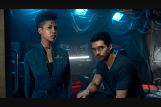 Screen Realm – Win a Blu-Ray Copy of The Expanse Season 2