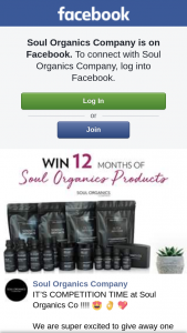 Soul Organics – One Lucky a Full 12 Months Supply of Our Beautiful Body Oils (prize valued at $400)
