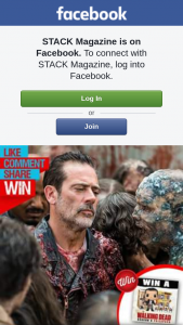 Stack magazine – Win this Walking Dead Prize-Pack