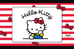Sunnybank Hills Shoppingtown – Win 1 of 8 Hello Kitty Gift Packs