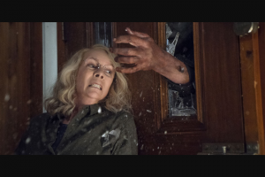 The Weekend Edition – Win One of Ten Double Passes to The Brisbane Premiere of Halloween on Tuesday October 23 at Event Cinemas Myer Centre at 630pm