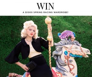 Alannah Hill – Win a $1,000 Spring Racing wardrobe