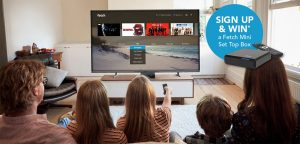 Harvey Norman – Win 1 of 10 Fetch Mini Set top boxes valued at $168 each