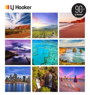 LJ Hooker – 90 Year Promotion 2018 – Win 1 of 9 trips for 2 valued at up to $10,000 each