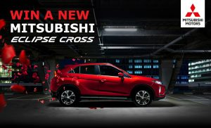 Network Ten – Bachelorette Mitsubishi – Win a new Mitsubishi 18MYEclipse Cross Exceed 2WD Automatic plus registration, insurance, stamp duty and delivery valued at up to $39,380