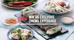 Rolld – Win an exclusive cinema experience