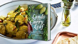 SBS Food – Win 1 of 3 signed copies of Lands of the Curry Leaf