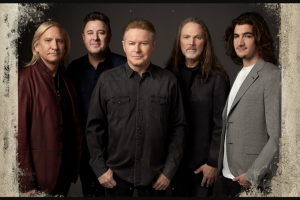 Australian Radio Network – Win a Double Pass to See The Eagles Live In Concert (prize valued at $16,000)