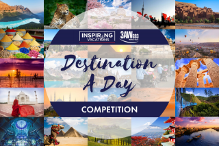 3AW-2GB/4BC – Win an Inspiring Holiday (prize valued at $135,570)