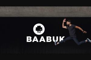 Baabuk – Win a Prize