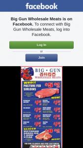 Big Gun Wholesale Meats Underwood – Win One of 2 $100 Vouchers.specials Valid 3.10.2018