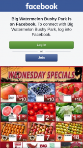 Big Watermelon Bushy Park – Win a Voucher (prize valued at $400)