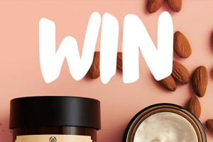 Body Shop – Our Mediterranean Almond Milk With Oats Mask to 3 Lucky