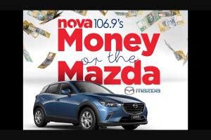 Brisbane Nova 106.9 FM – Win One (1) Prize Each In The Promotion