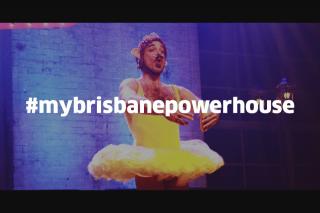Brisbane Powerhouse – Win The Ultimate Wonderland Festival 2018 Experience