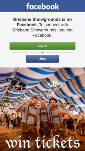 Brisbane Showgrounds – Win a Double Pass to Oktoberfest Brisbane