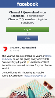 Channel 7 Qld – Another Summer Bay Gift Pack