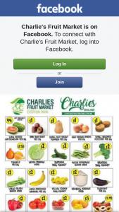Charlie's Fruit Market Everton Park – Win $100 Voucher