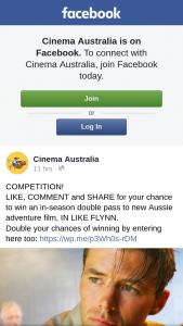 Cinema Australia – Win an In-Season Double Pass to New Aussie Adventure Film