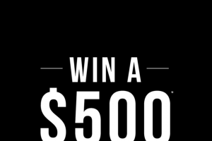 Collette Hayman – Win 1 of 5 $500 Vouchers (prize valued at $2,500)