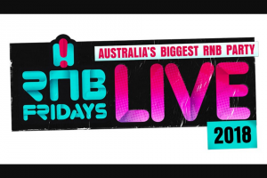 2DAYFM – Win Tickets to Rnb Fridays Live 2018 for Your Office (prize valued at $2,239)