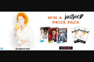 Dendy – Win a Westwood Prize Pack Including