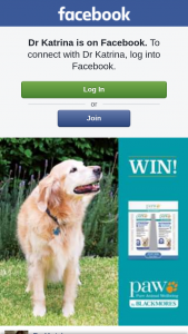Dr Katrina – Win 1 of 5 Paw By Blackmores Itchy Skin Duo Packs (RRP $34.95 Each)