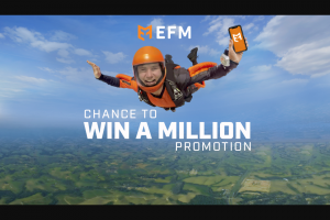 EFM Mobile Phone Accessories – Win One (1) of The Monthly Minor Prizes (prize valued at $1,500)