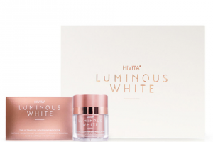 Femail – Win a Hivita Luminous White Collection Valued at $298. (prize valued at $298)