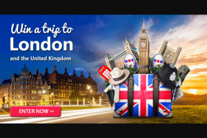 Finance Matters – Win a Trip to Uk (prize valued at $9,854)