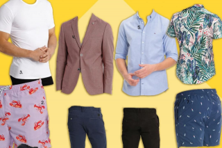 Forrest Chase – Win a Mens Clothing Pack