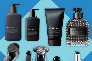 Forrest Chase – Win a Personal Care Pack Fellas