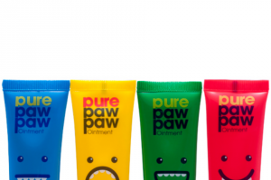 Girl – Win One of 8 X Pure Paw Paw Collections Valued at $19.80 Each Including (prize valued at $19.8)