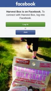 Harvest Box – Win a Whole Box of Strawberry Milkshake Just Like
