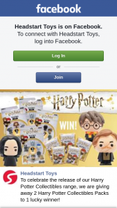 Headstart Toys – 2 Harry Potter Collectibles Packs to 1 Lucky