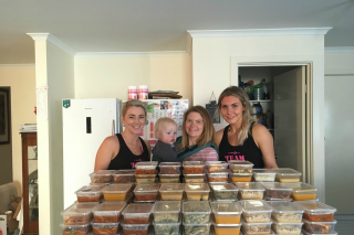 Healthy Mummy – Win The Meal Prep Queens for a Day (prize valued at $2,000)