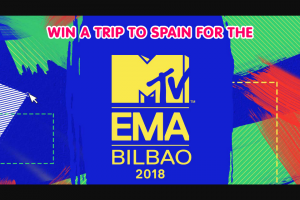 HIT NETWORK – Win a Trip to Spain for The Emas (prize valued at $6,000)
