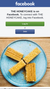 Honeycake – Win a Gift Voucher for Traditional Round Honeycake (prize valued at $79)