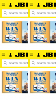 JB Hi-Fi – Terms and Conditions (prize valued at $1,650)