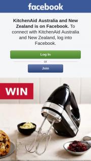 KitchenAid Australia – Win 1 of 3 Kitchenaid Hand Mixers